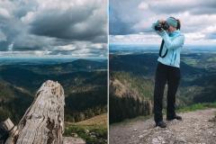 Zeit für eine kleine Rast und Fotos natürlich :-) (Foto rechts: © Marko Wiese)