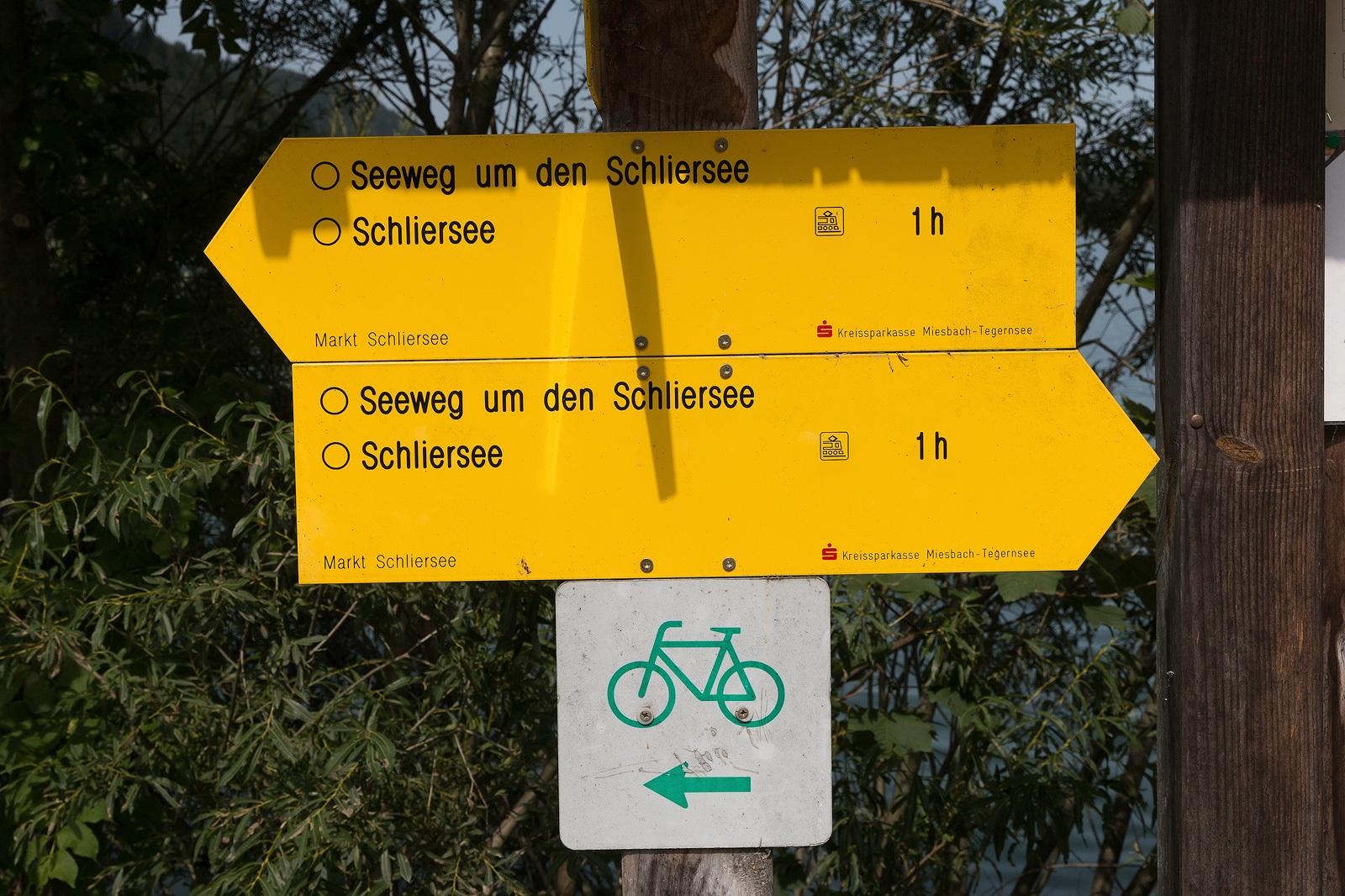 Halbzeit der Seeumrundung in Fischhausen.