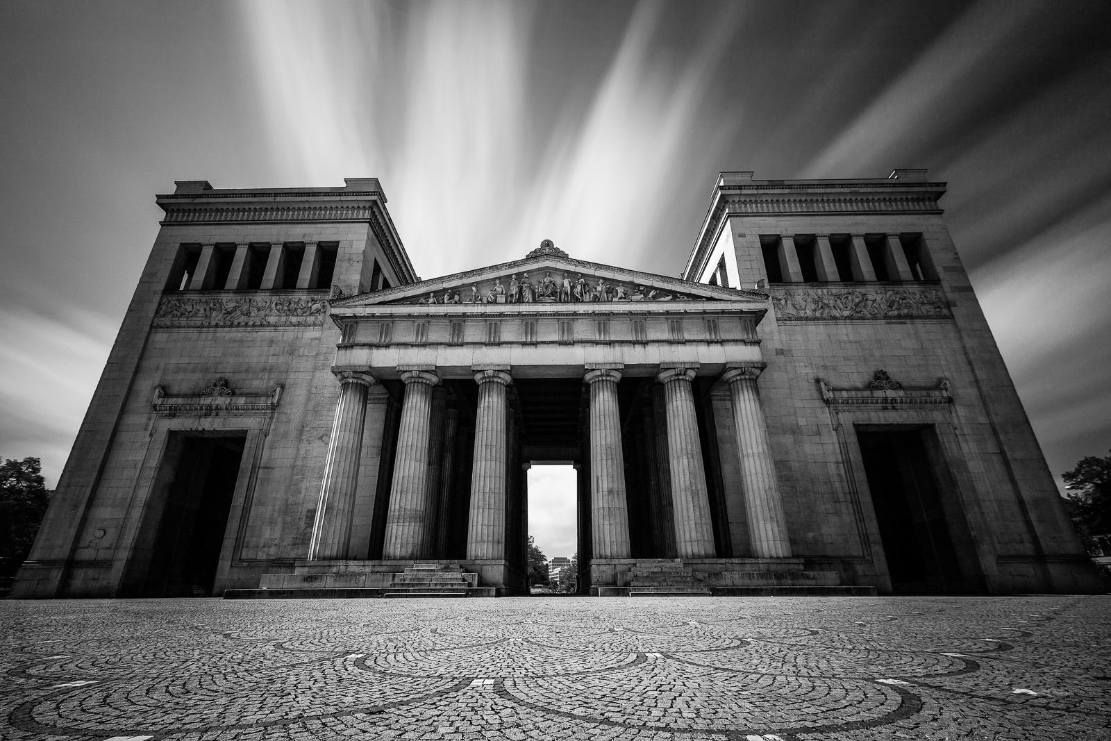 Langzeitbelichtungen in schwarz-weiß können Bilder noch einmal ganz anders wirken lassen