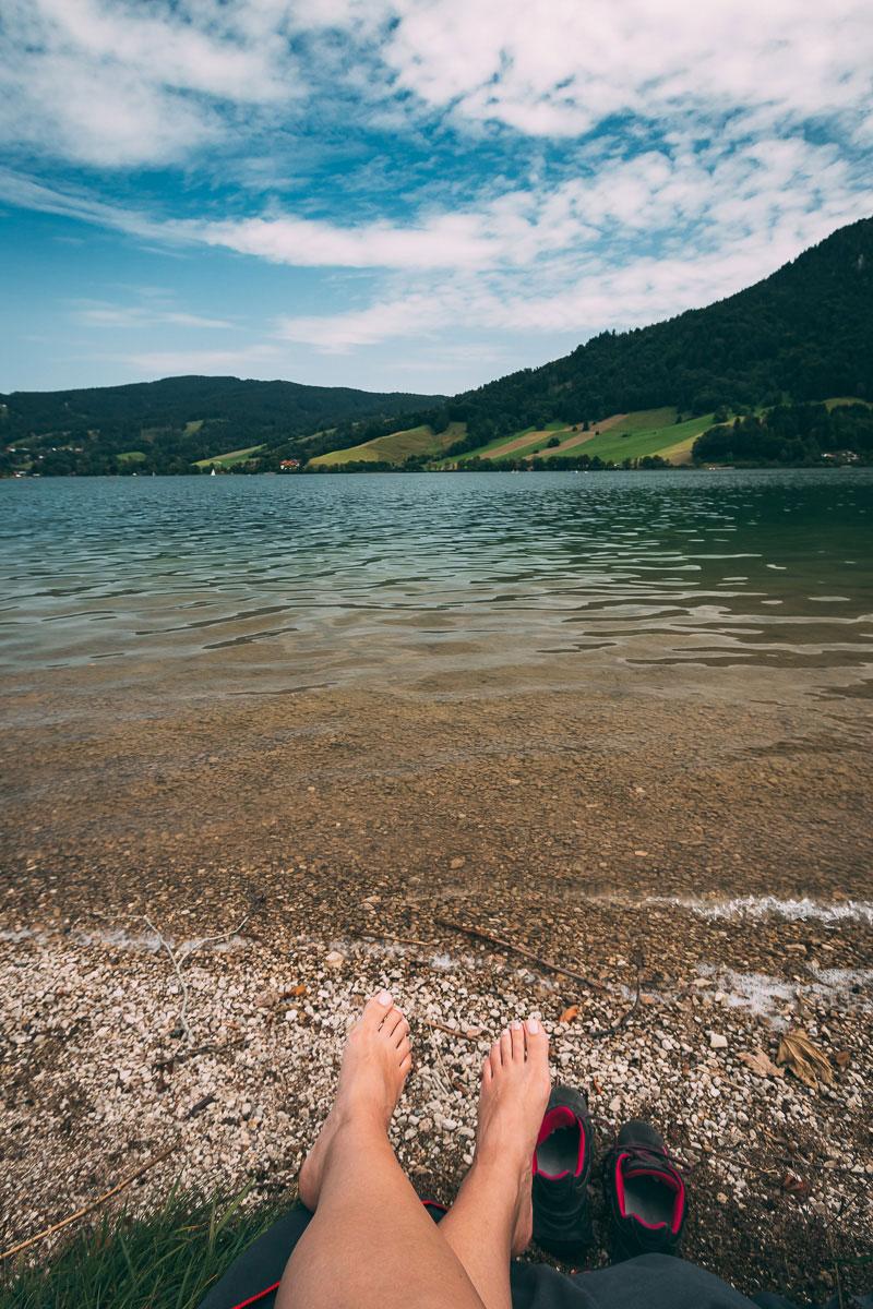Im Sommer unbedingt Badesachen einstecken!