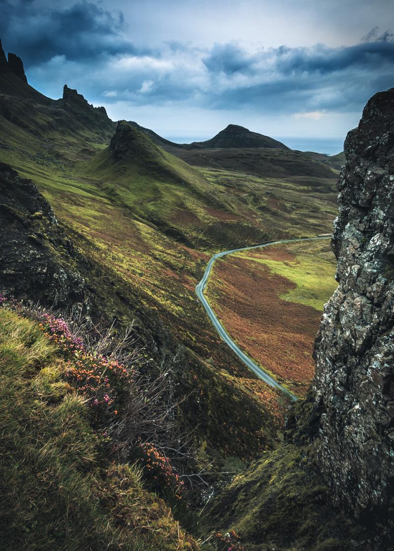 Paradies für Landschaftsfotografen: der Quiraing