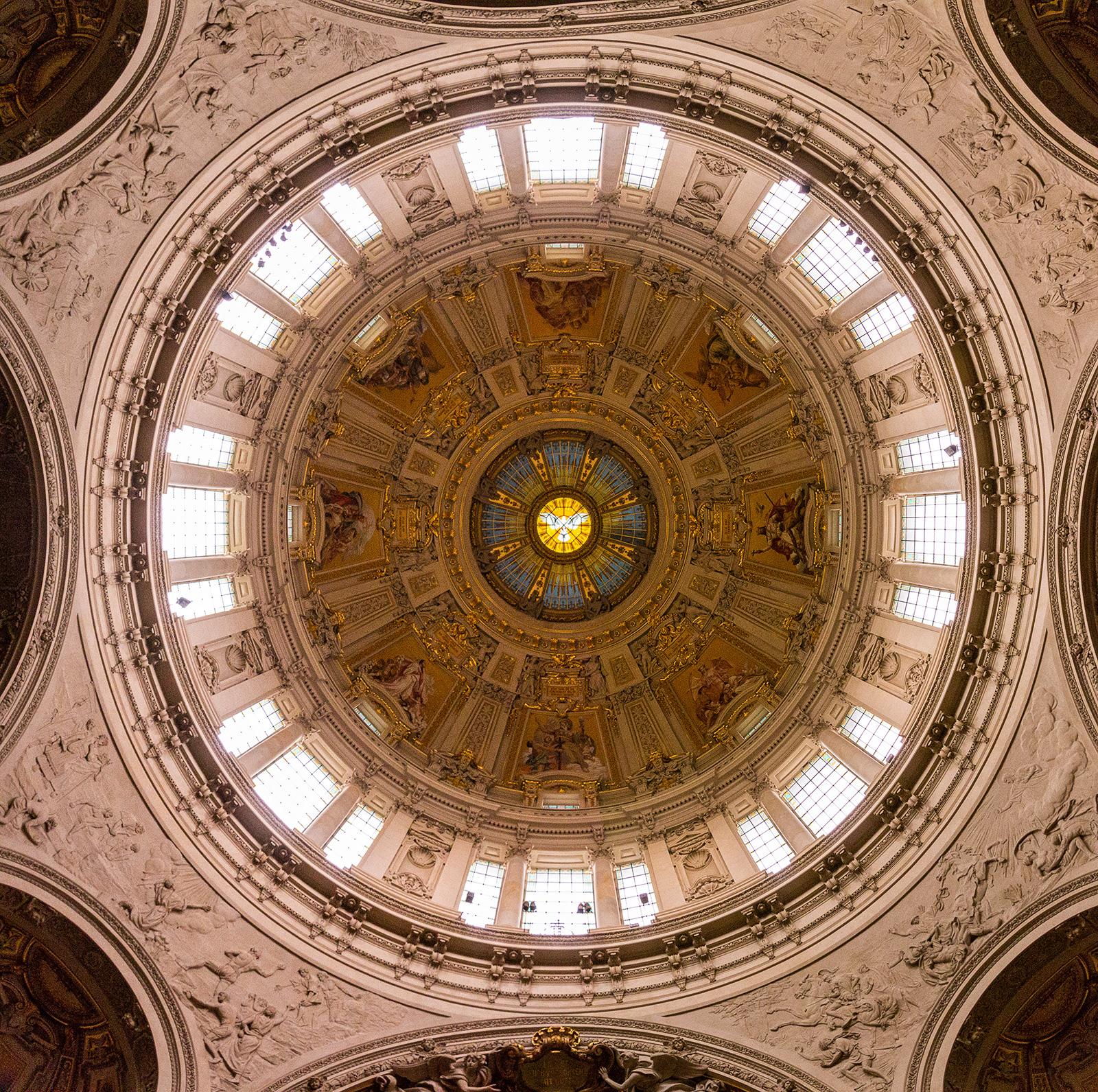 Kuppel im Berliner Dom, Berlin
