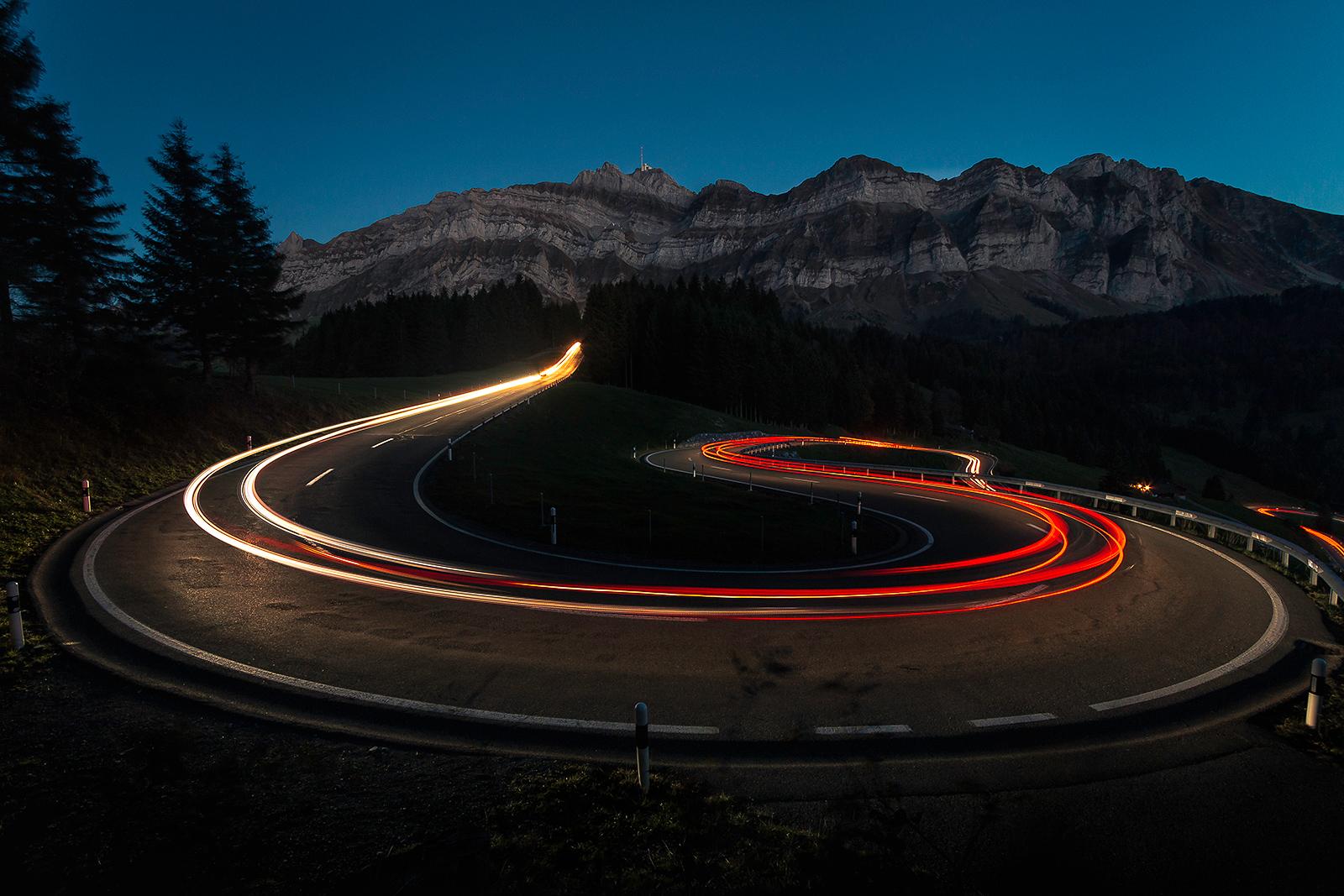 Oktober: Lichtzieher im Appenzell