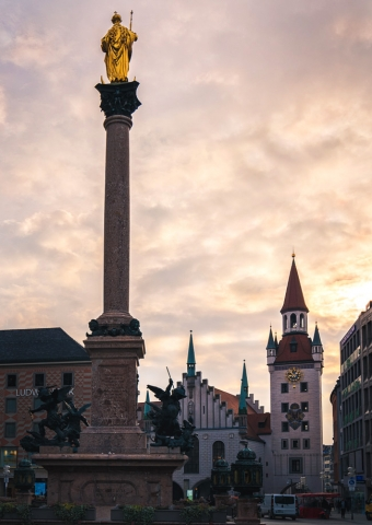 013 _ Guten Morgen, München