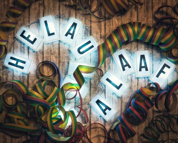 Helau Alaaf, Karneval Fasching