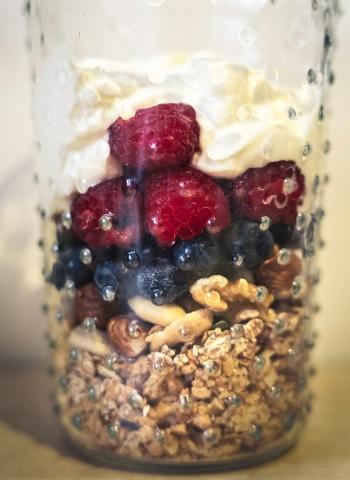 Frühstück, Obst, healthy,