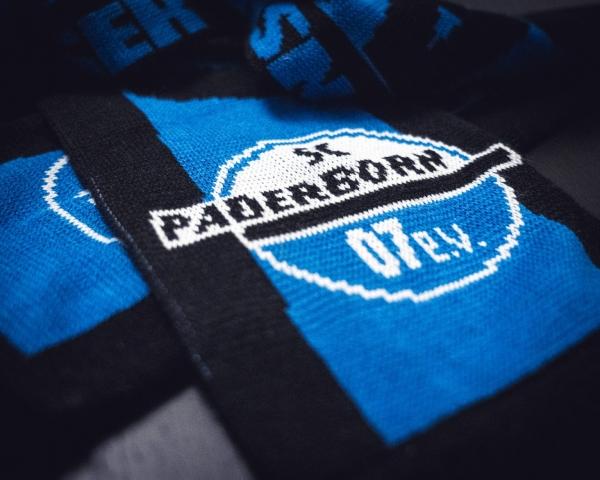 Paderborn, SCP, Schal, Fan, Fußball, SC Paderborn, Bundesliga, Fußball