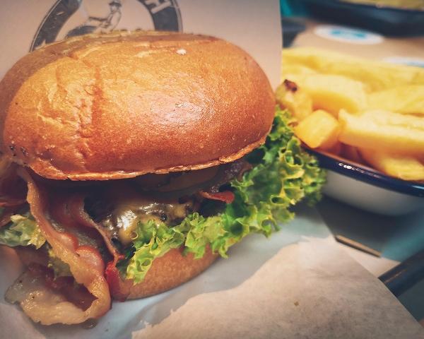 Burger, Ruff's Burger, Food