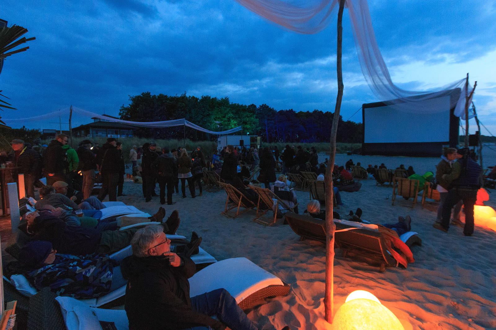 "Fotoschau beim ""horizonte Zingst""-Fotofestival."