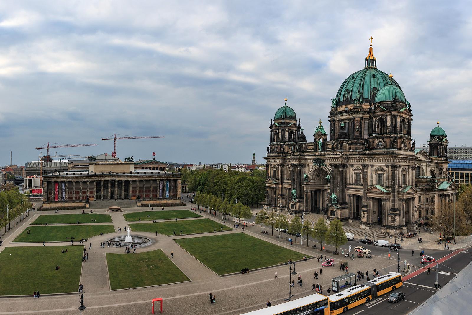 Fotospot Berliner Dom, Berlin, kathrinsworld, Kathrin's World