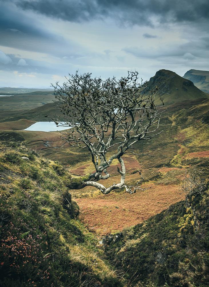 Fotospot Quiraing, Isle of Sky, Schottland, kathrinsworld, Kathrin's World