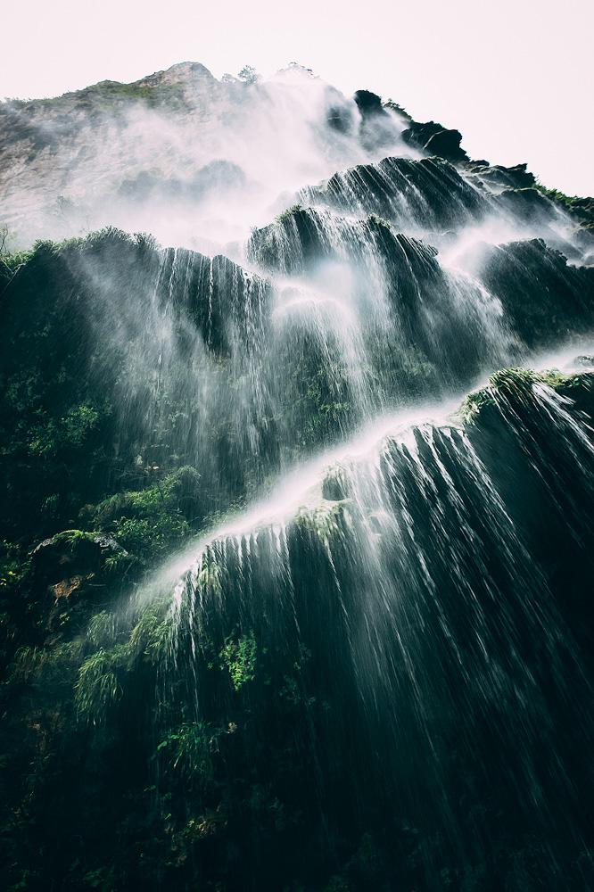 Fotospot Sumidero Canon, Mexiko, kathrinsworld, Kathrin's World, Cañón del Sumidero, Wasserfall