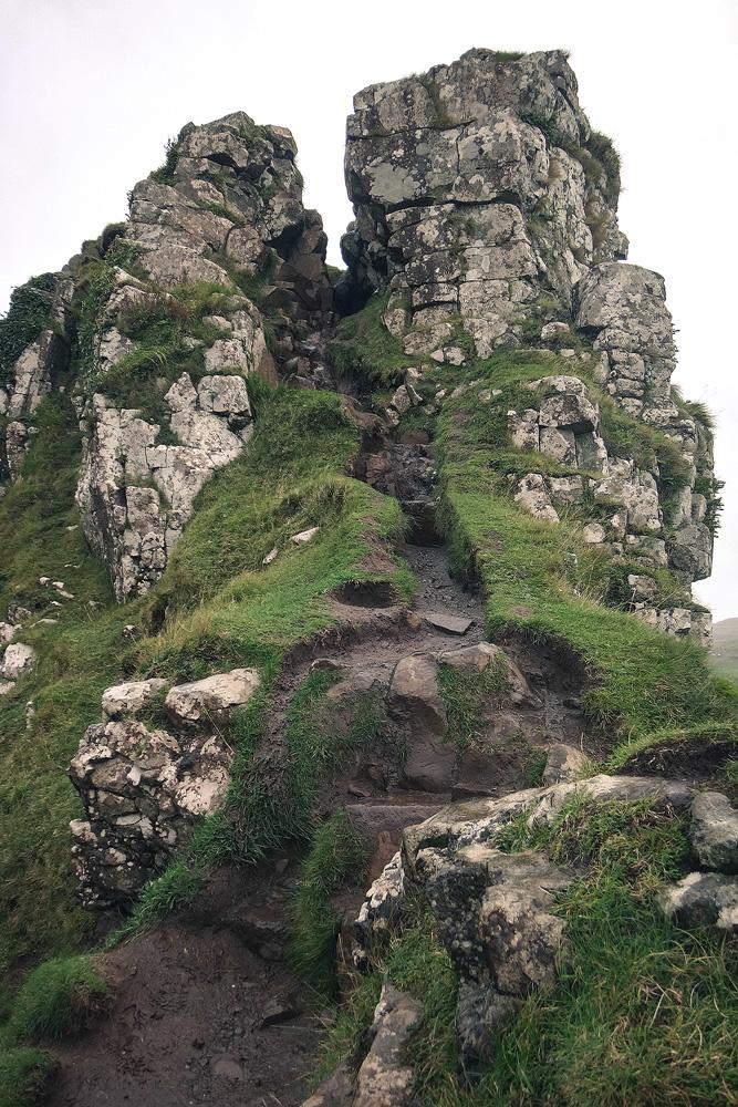 Fairy Glen in Schottland