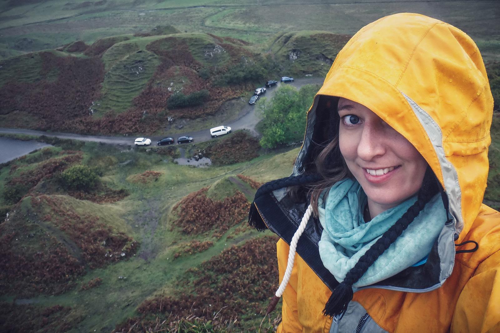 Selfie von kathrinsworld in Schottland