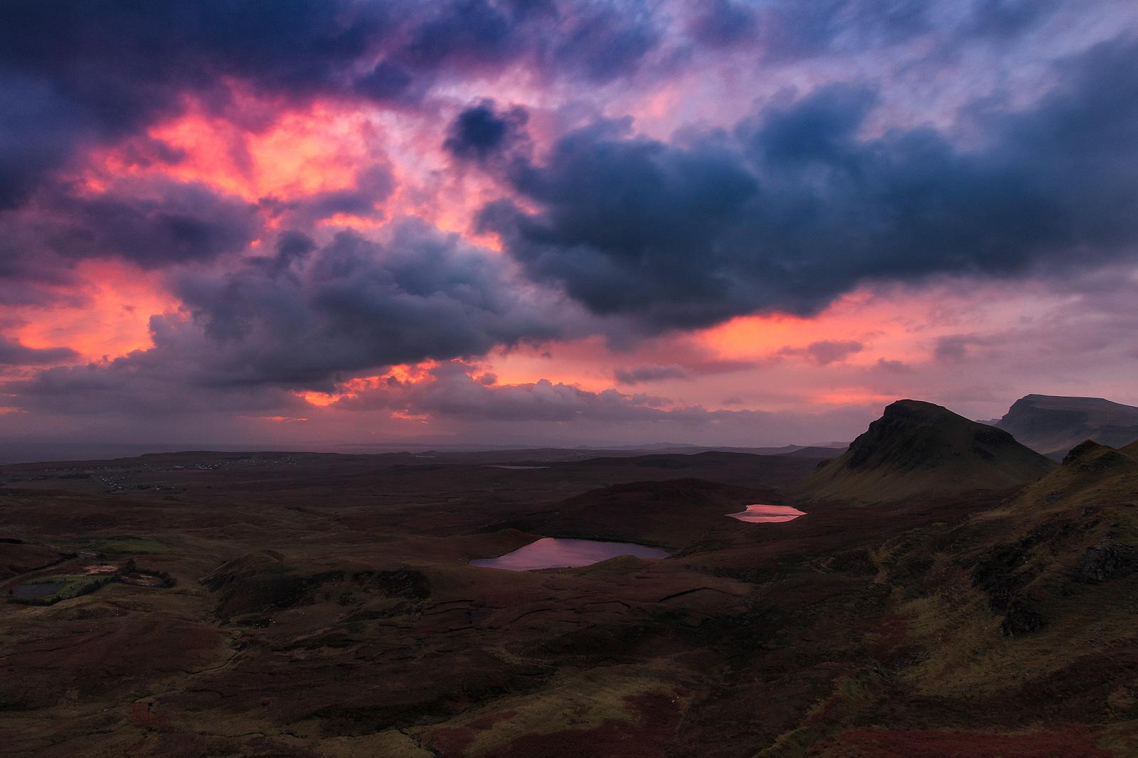 Reisebericht Fotoreise mit Lukas Voegelin, Schottland