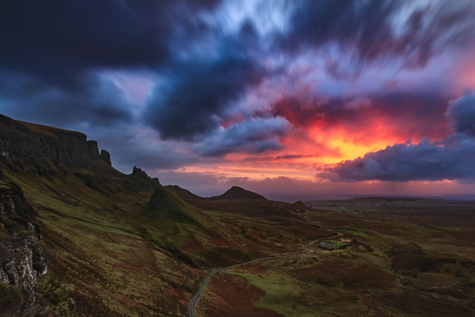 Sonnenaufgang auf der Isle of Skye, abenteuerfotoreise