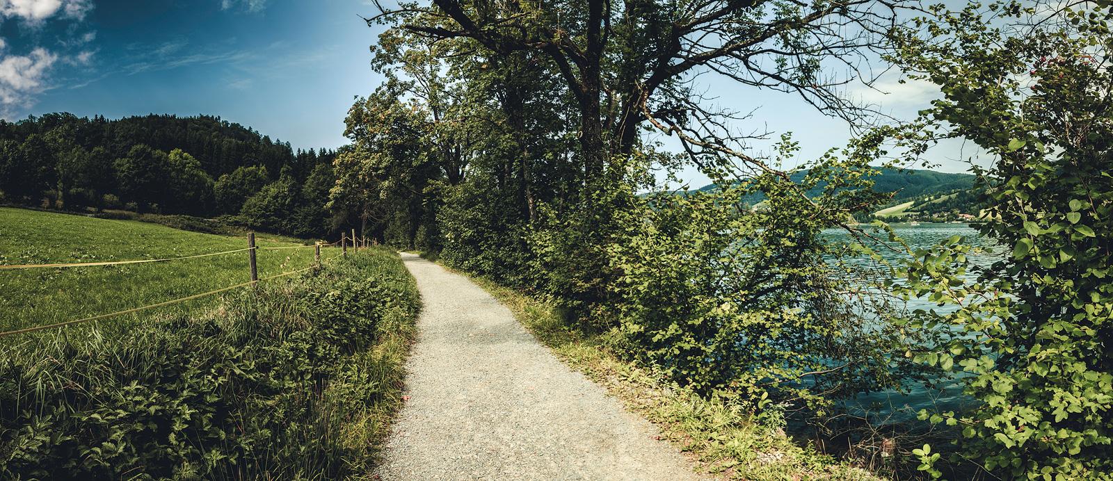 Rundwanderweg um den Schliersee