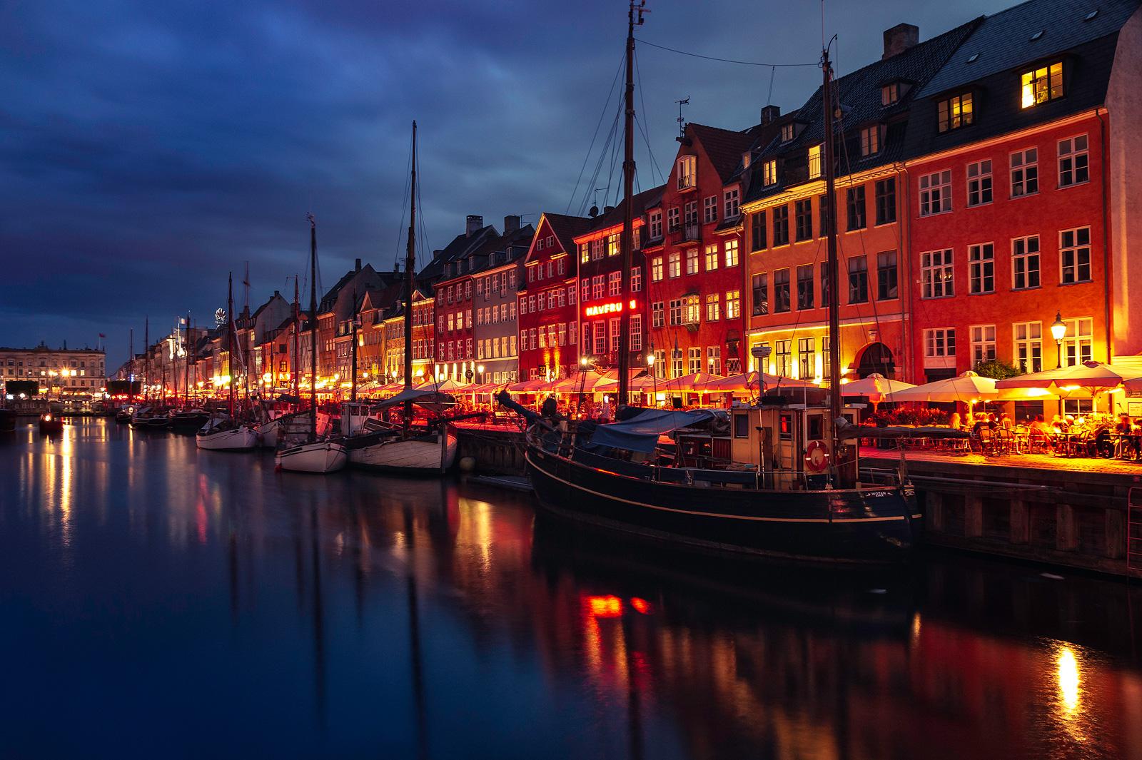 Jahresrückblick Mai 2018: Nyhavn in Kopenhagen