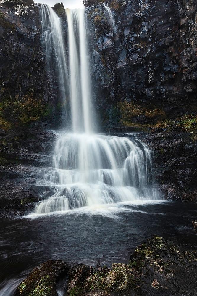 Carbost Burn Waterfall, Isle of Skye