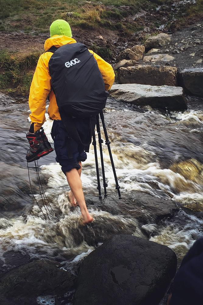 Lukas Voegelin auf der Jaworskyj-Fotoreise in Schottland