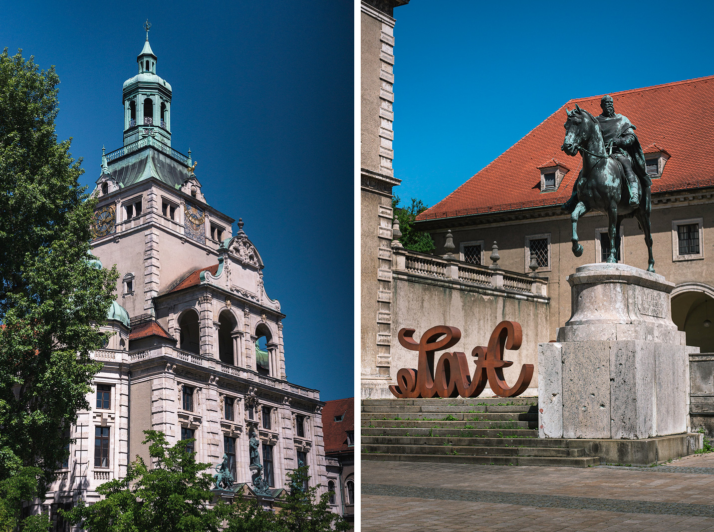 Bayerisches Nationalmuseum, Stadtführung München, sightseeing munich, App, Test, Empfehlung, Erfahrung, Reiseblog, Fotoblog, Kathrin's World, kathrinsworld, Kathrin Schlott