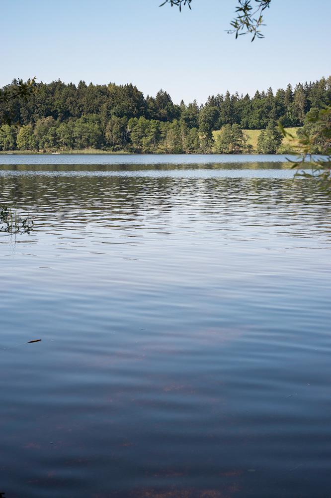 Baden im Staffelsee