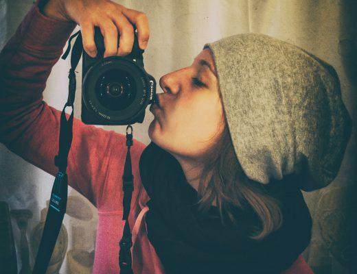 Selfie Kathrin Schlott, Kathrin's World, kathrinsworld