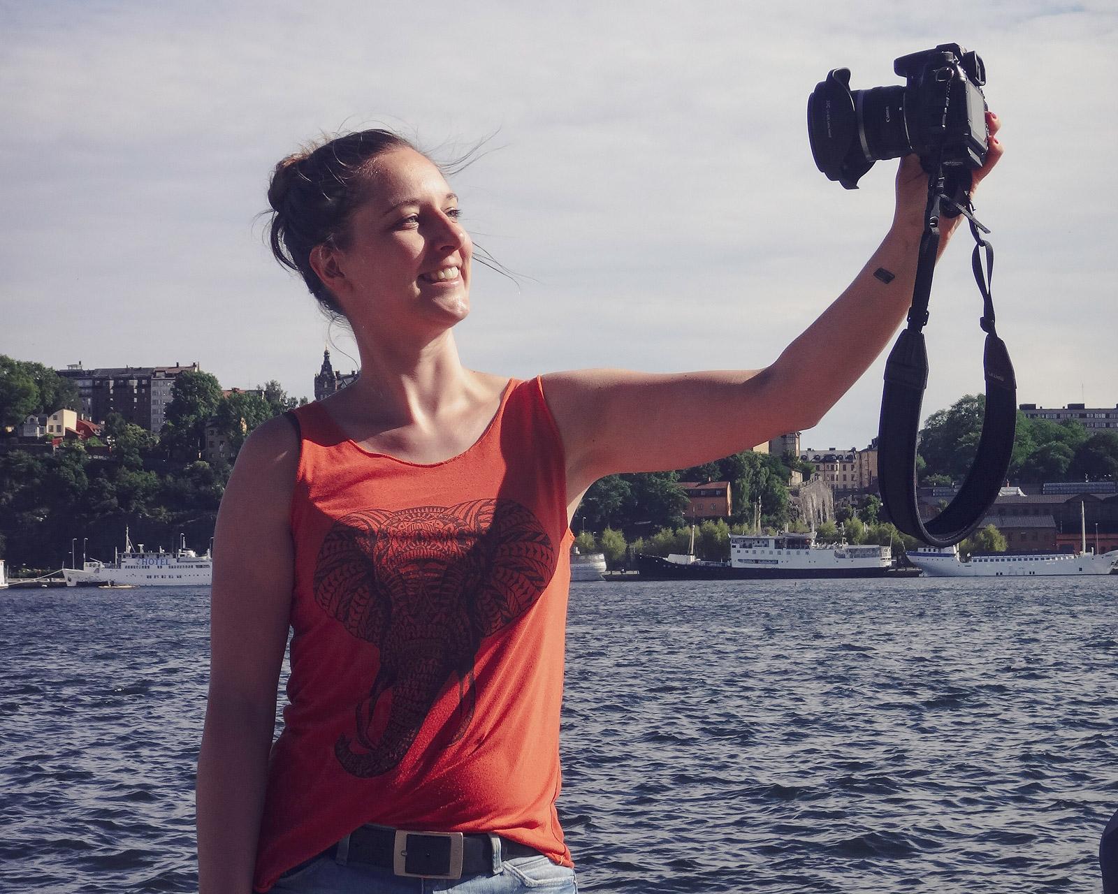 kathrinsworld, kathrin#s world, newsletter, selfie, Kathrin Schlott