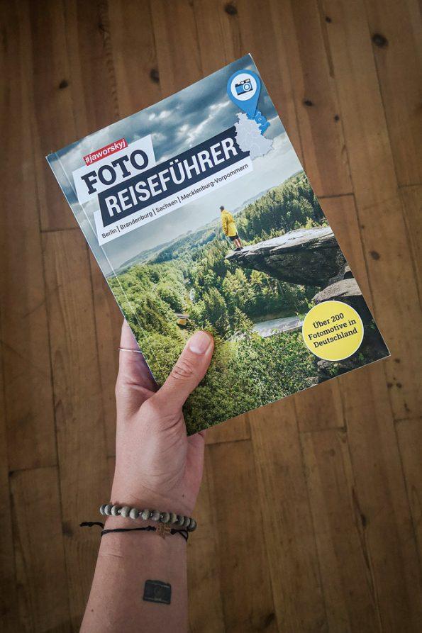 Der #jaworskyj Fotoreiseführer für Berlin, Brandenburg, Sachsen und Mecklenburg-Vorpommern