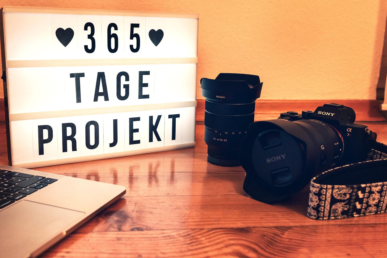 Start 365-Tage-Projekt