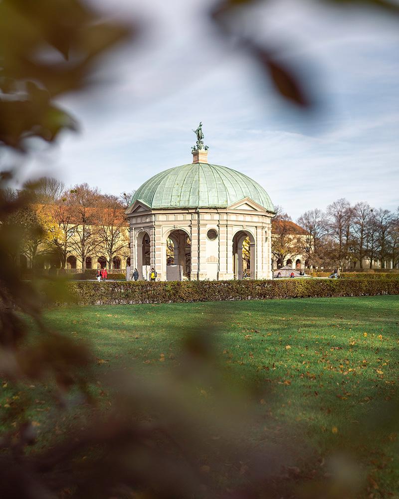 Hofgarten in München